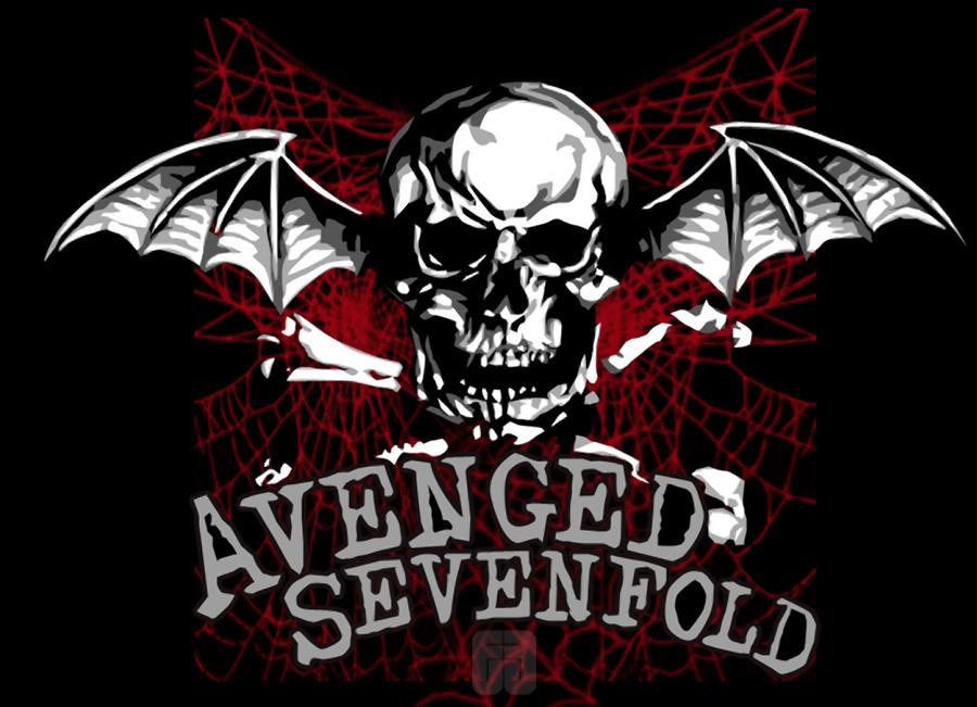 Avenged logo by satin1 900x651