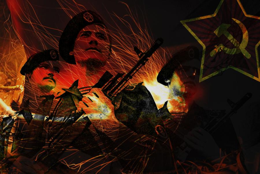 Russian Army Wallpaper Red By Asubadesu 900x602