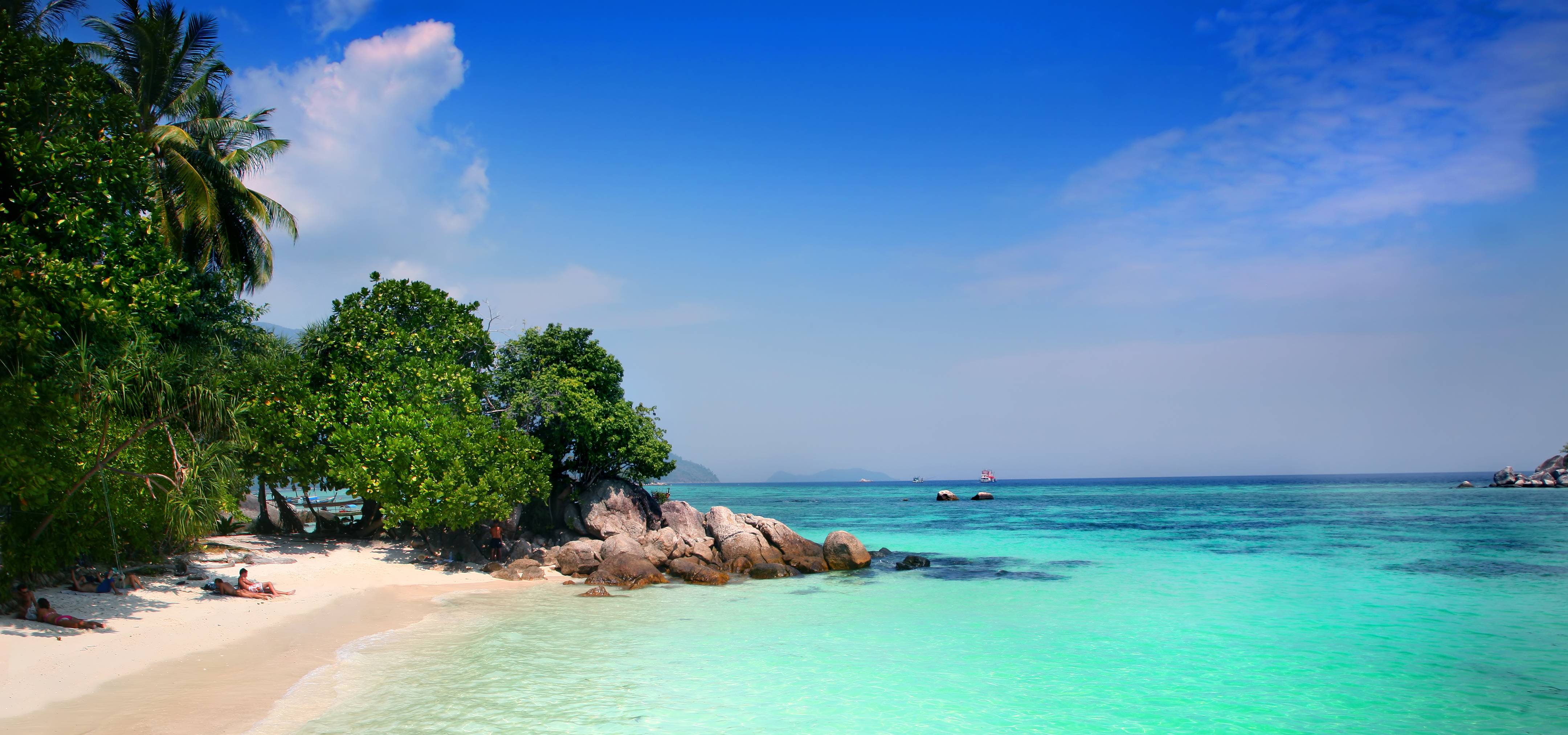Exotic Beach Wallpaper Widescreen Wallpapers of Exotic 4320x2025