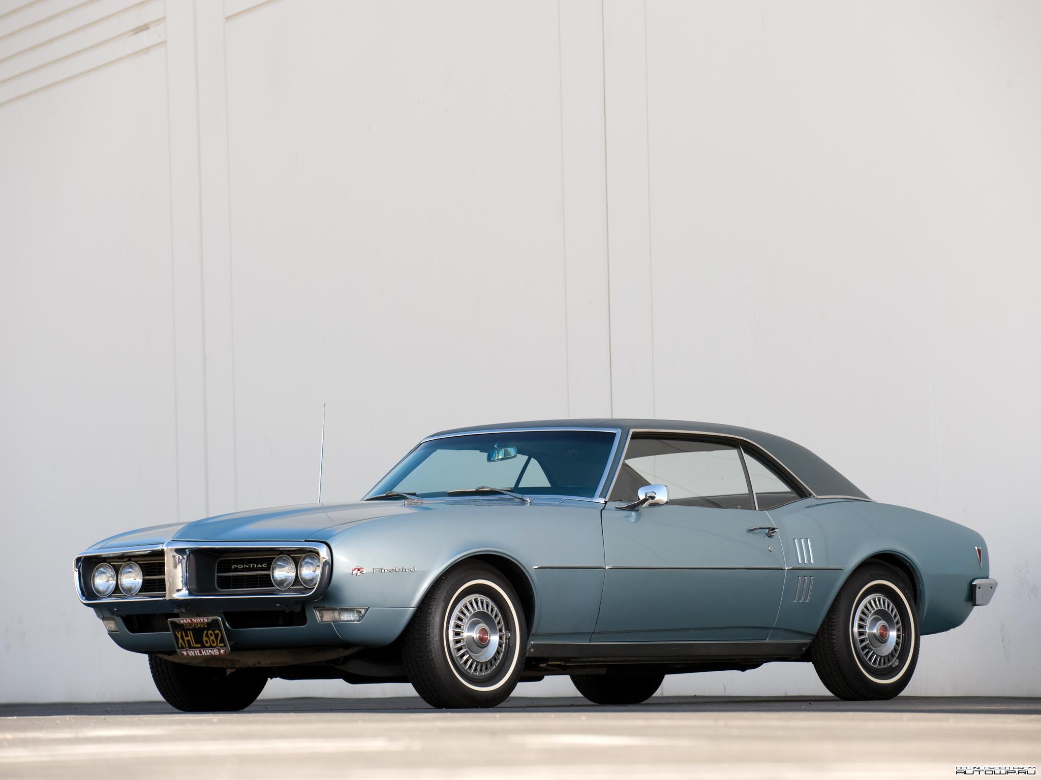 Pontiac Firebird 1968 Cars Wallpapers and photos 2048x1536