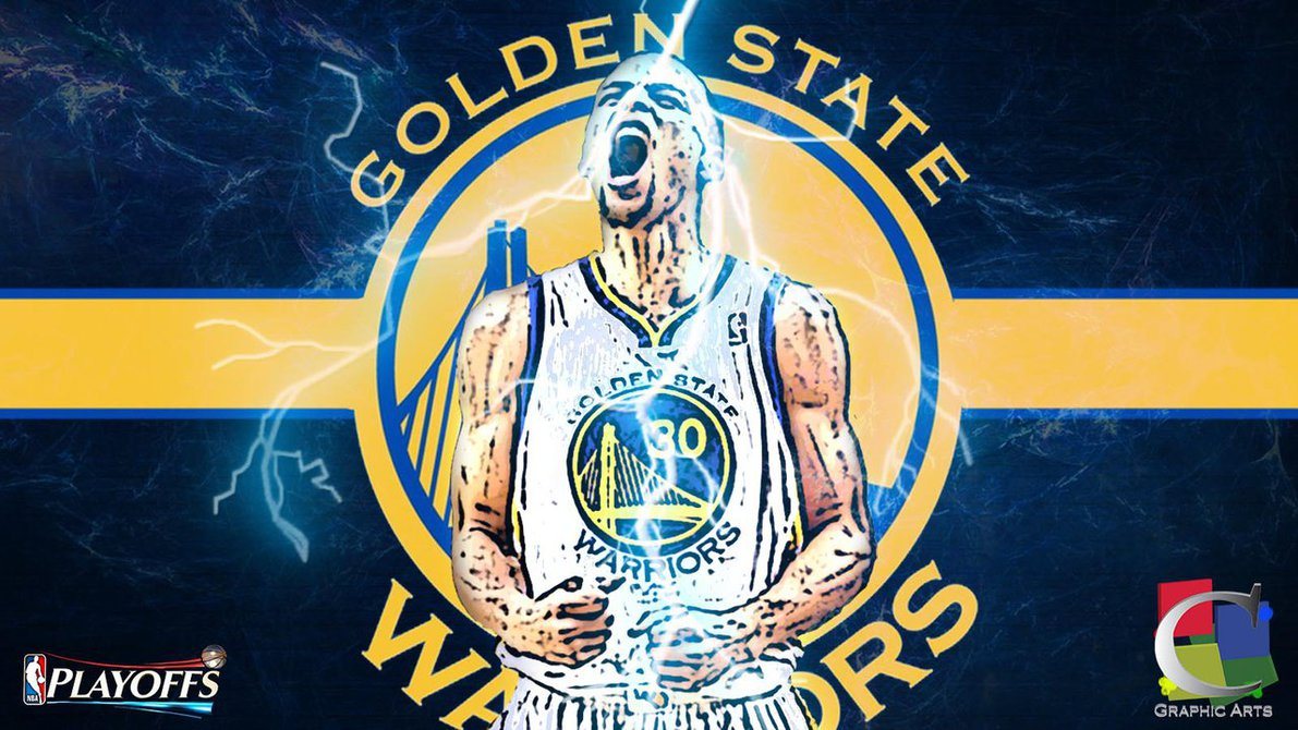 Stephen Curry Playoffs 2015 Wallpaper by CGraphicArts by 1191x670