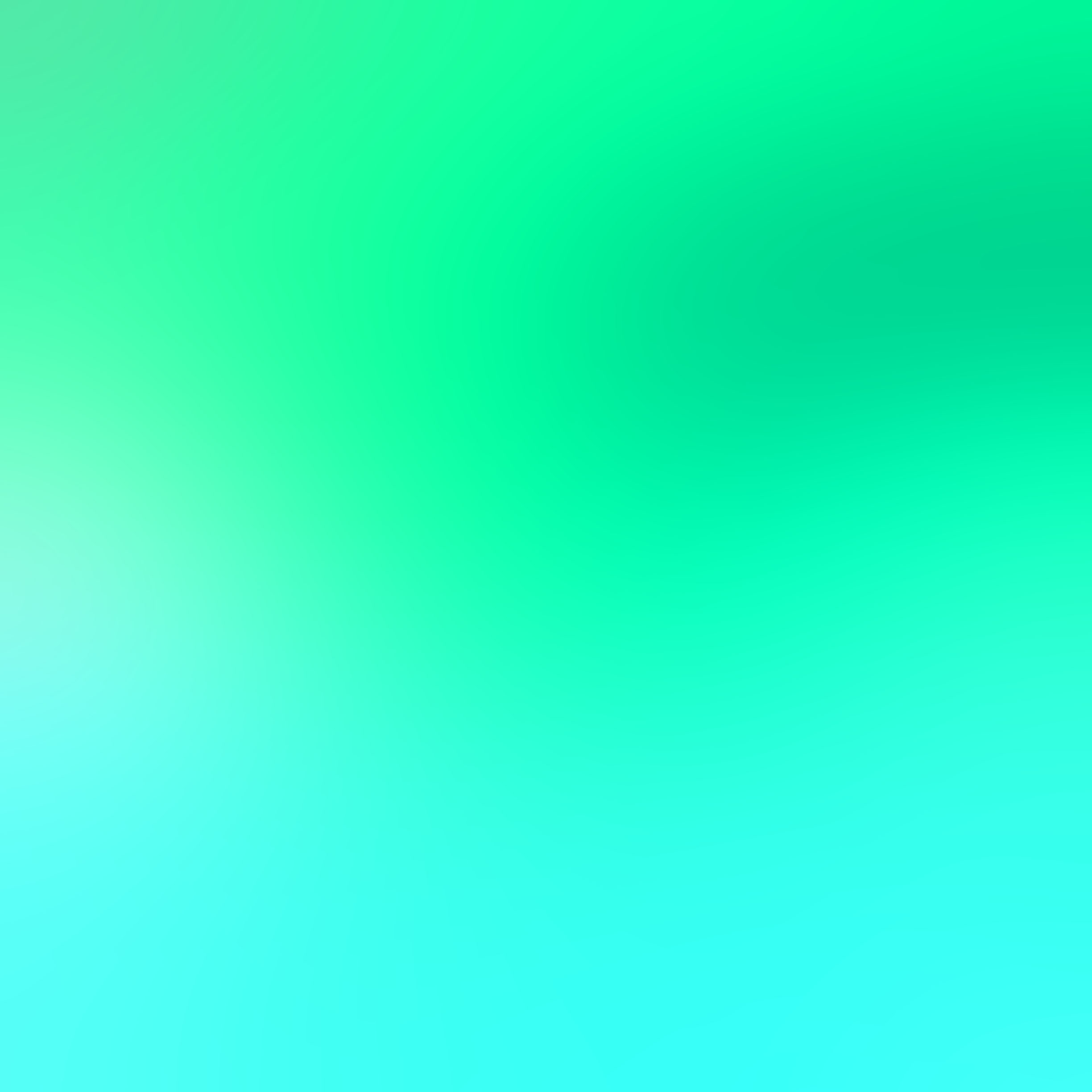 Teal and Neon Green Backgrounds 2448x2448