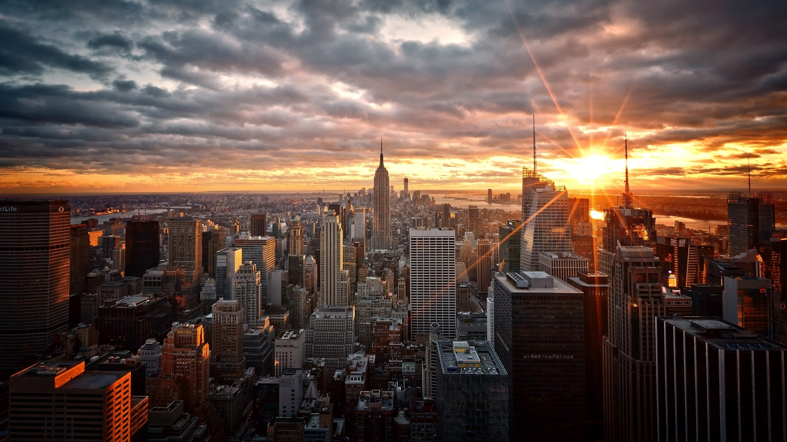 Desktop HD Wallpapers Of Empire State Building 1920x1080 1600x900