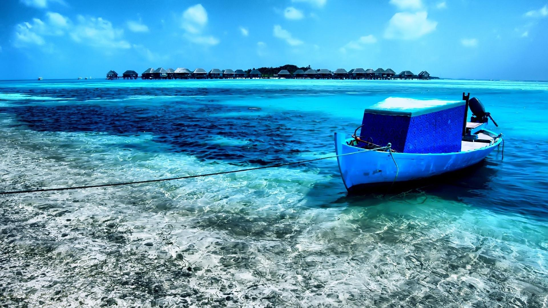 Maldives Beach Hd Wallpaper: [36+] Maldives HD Wallpaper On WallpaperSafari