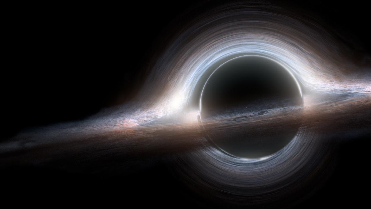Interstellar Gargantua Wallpaper - WallpaperSafari