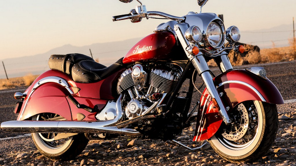 Download Indian Motorcycle Has Been Revised With Three New