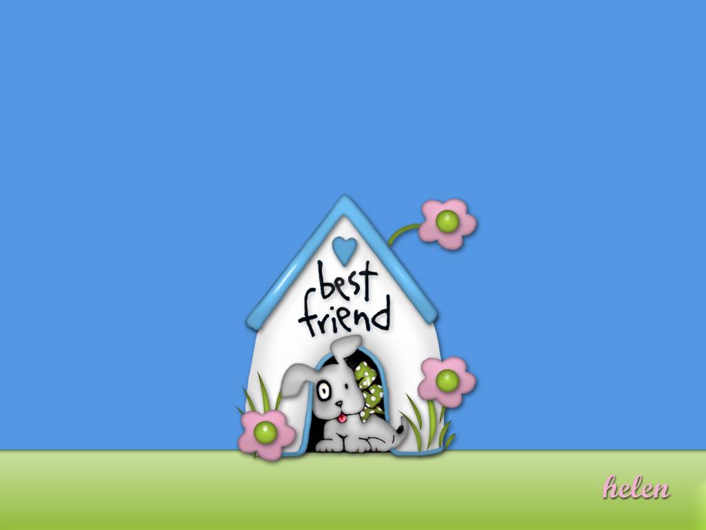 Best Friend Vista Wallpaper   Windows Vista Wallpapers 1024x768