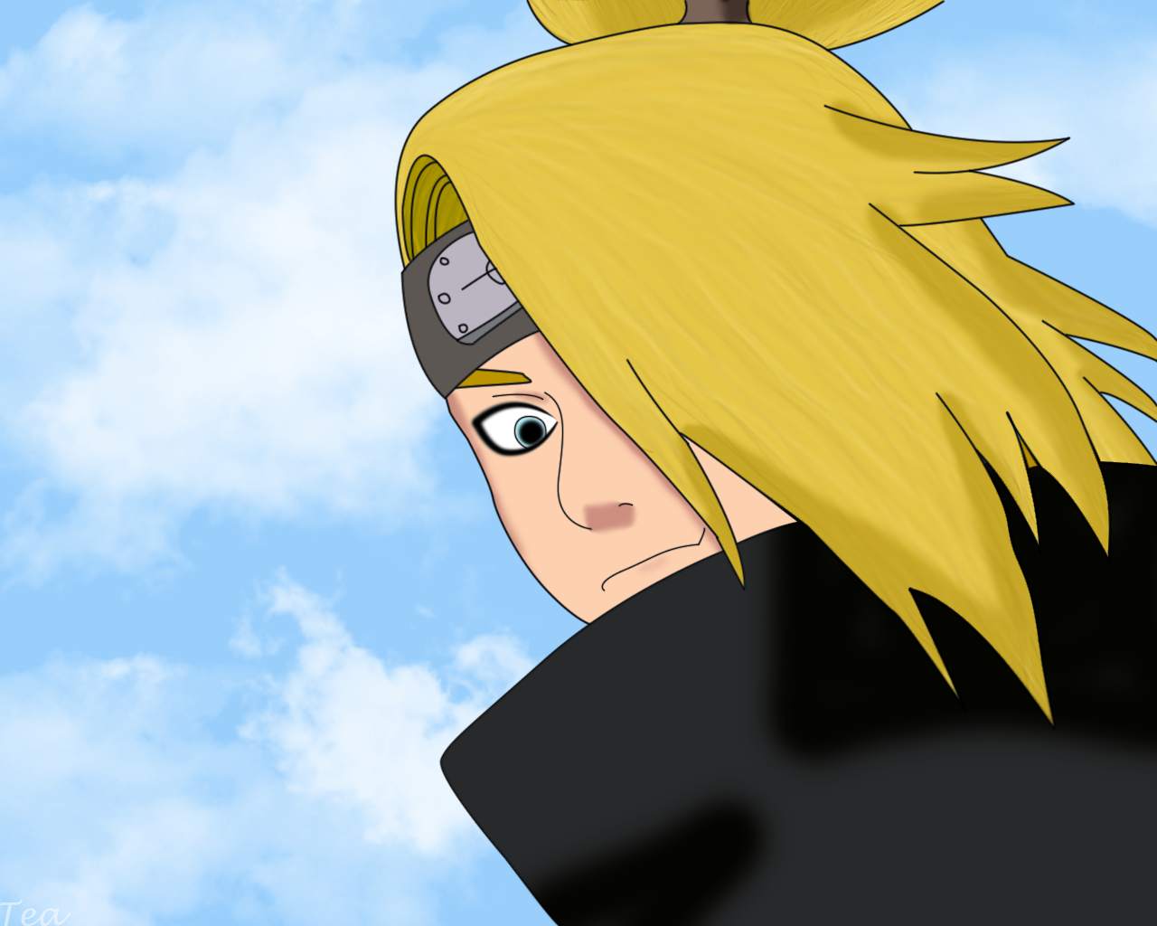 deidara wallpaper by ilacirjr - photo #22