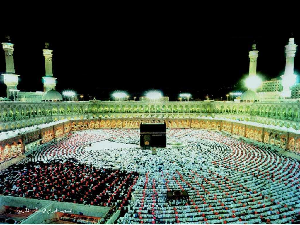 Makkah Madina Makkah Wallpapers Holy Mecca Pilgrimage Pictures 1024x768