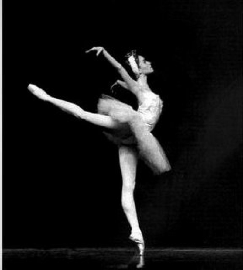 39 Black And White Ballet Wallpaper On Wallpapersafari
