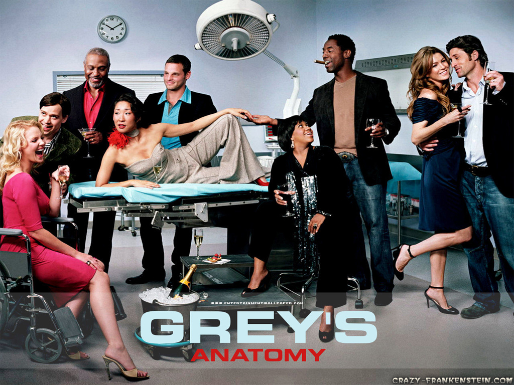Greys Anatomy Wallpaper 21   1024 X 768 stmednet 1024x768