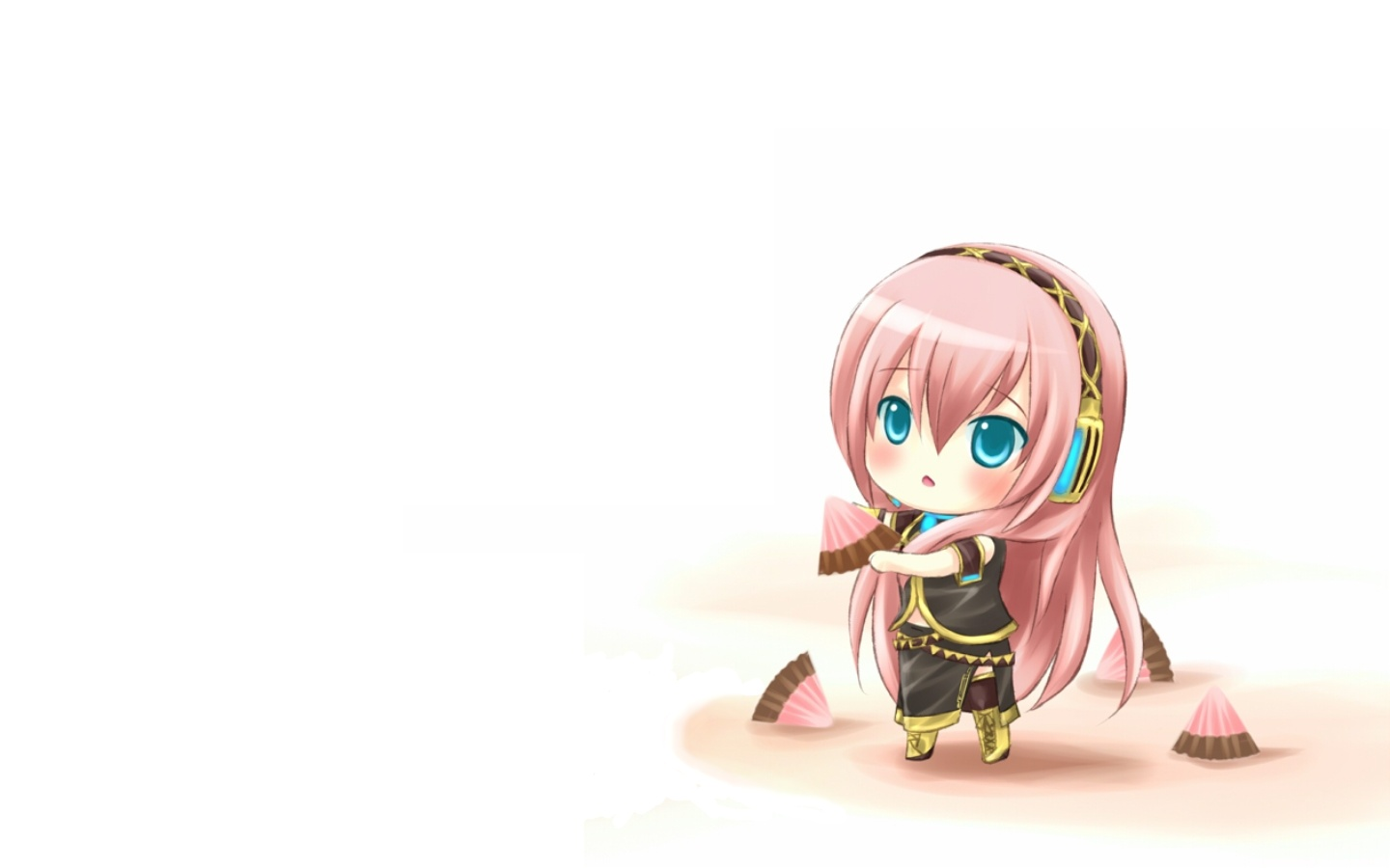 Anime Chibi Vocaloid Cool Wallpapers I HD Images 1440x900