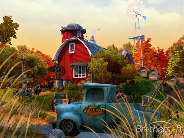 Download Thanksgiving 3D Screensaver Thanksgiving 3D Screensaver 640x480