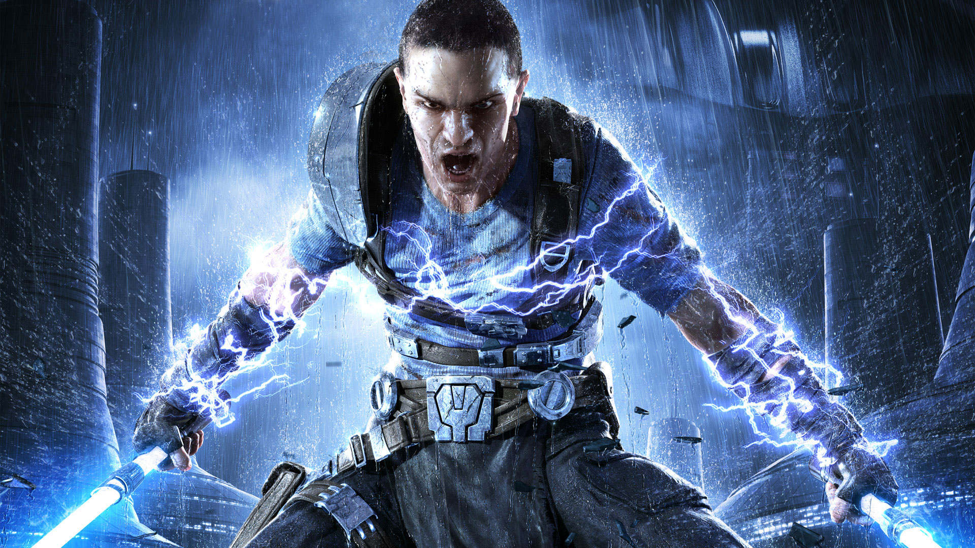 Star Wars The Force Unleashed 2 1080p Wallpaper 1920x1080