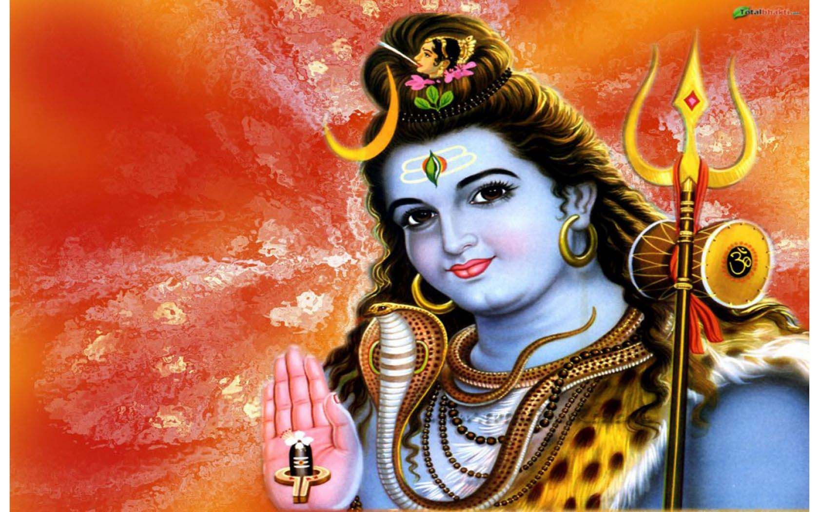 Lord Shiva HD Wallpapers 1680x1050