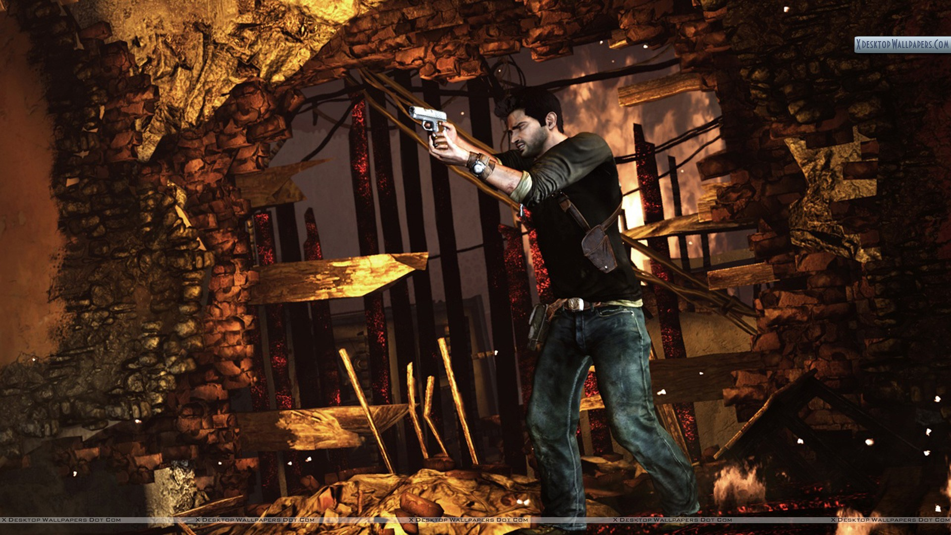 Uncharted 2 Among Thieves Wallpapers Photos Images in HD 1920x1080