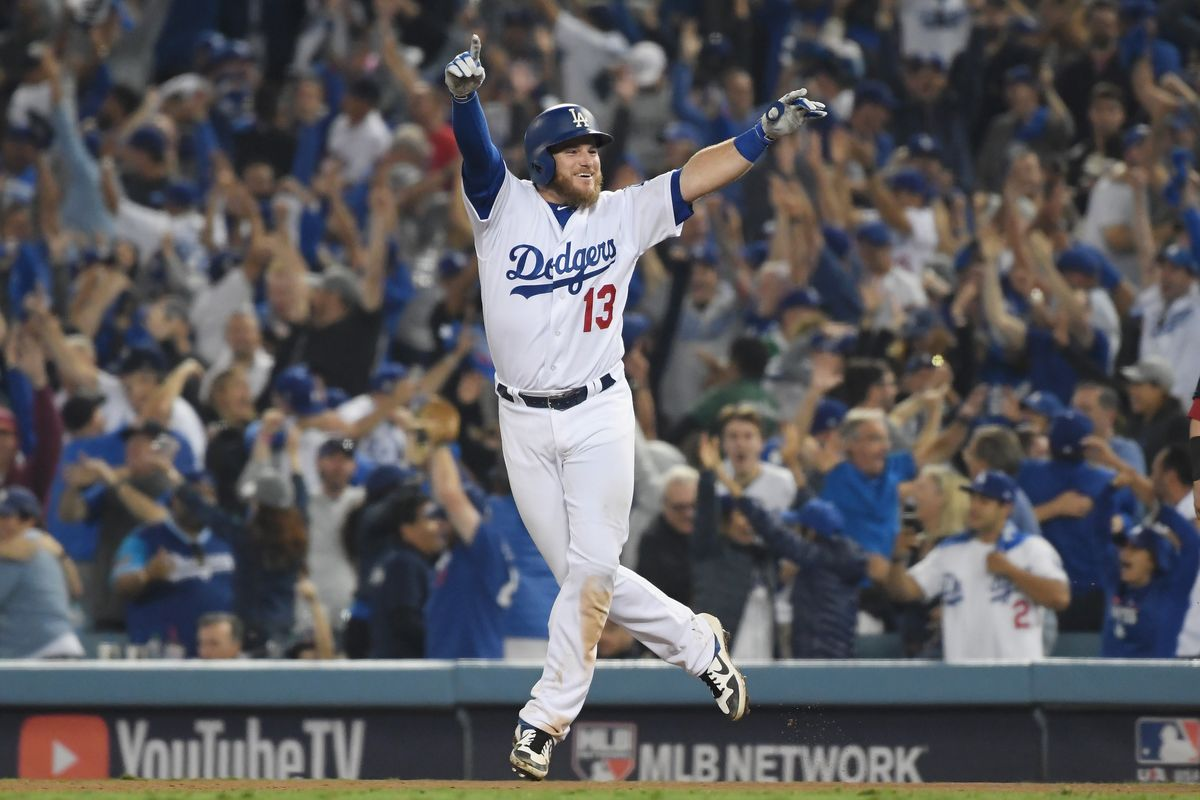 2018 World Series Muncy saves Dodgers season with homer in the 1200x800