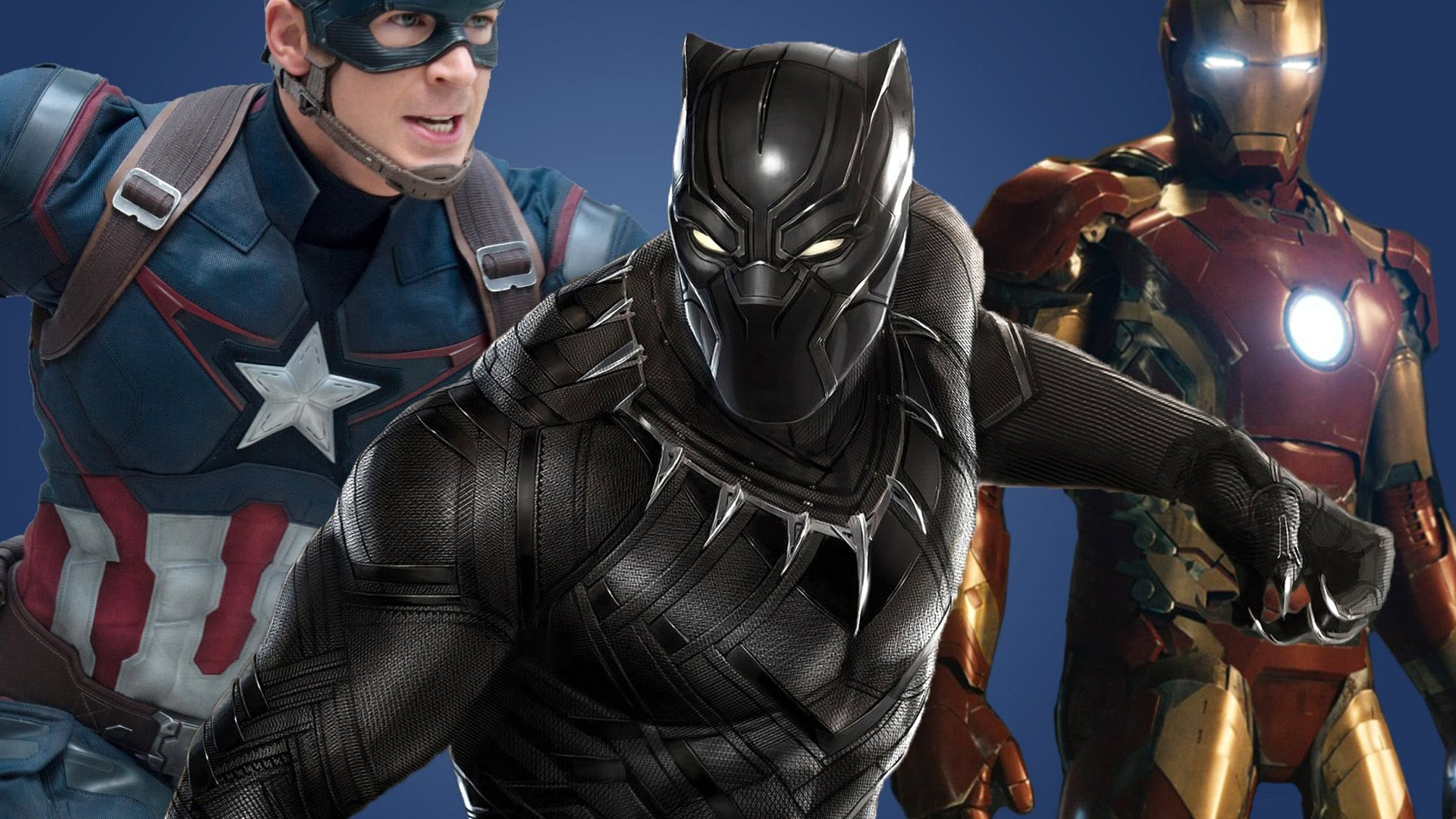 on Captain Americas or Ironmans side with these 50 HD wallpapers 1920x1080