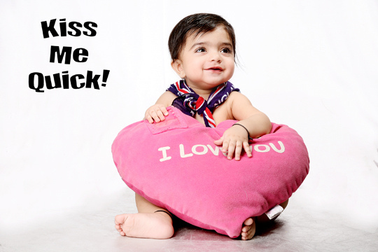 Cute Baby Wallpapers with Quotes - WallpaperSafari