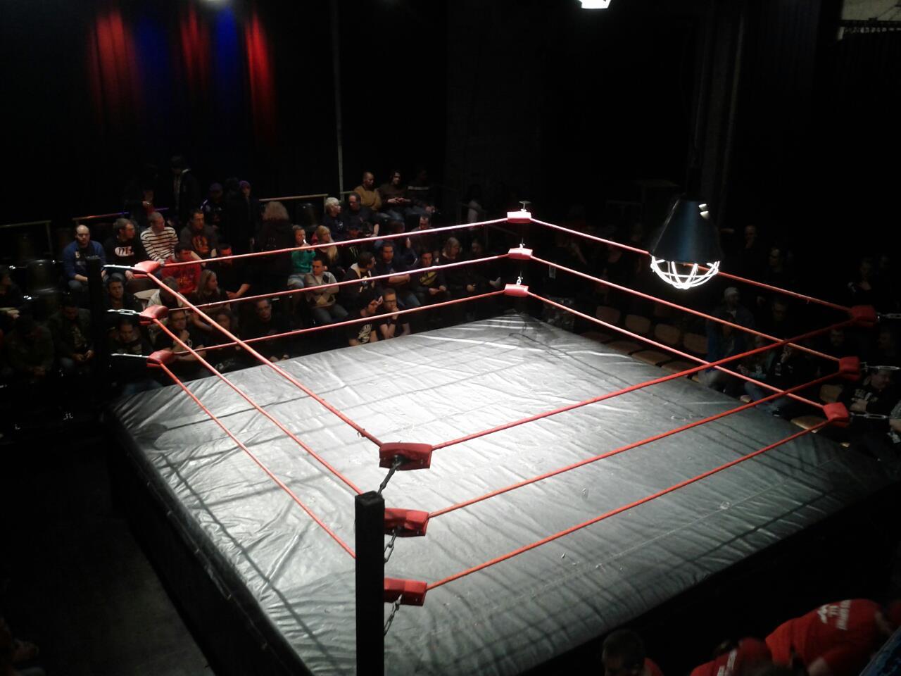 Wrestling Ring Wallpaper - WallpaperSafari  Wrestling Ring ...