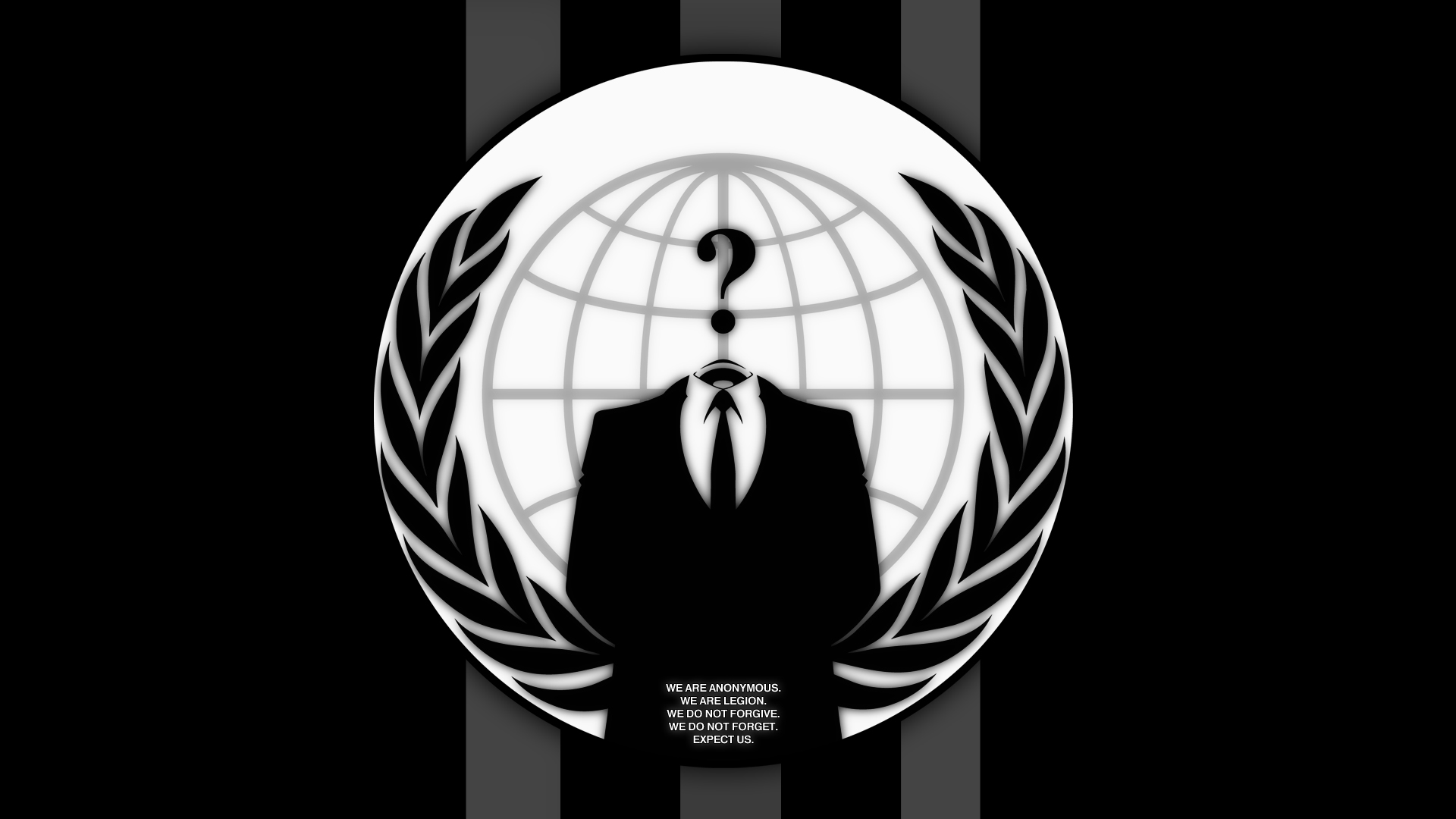Anonymous Hacker Live Wallpaper - WallpaperSafari