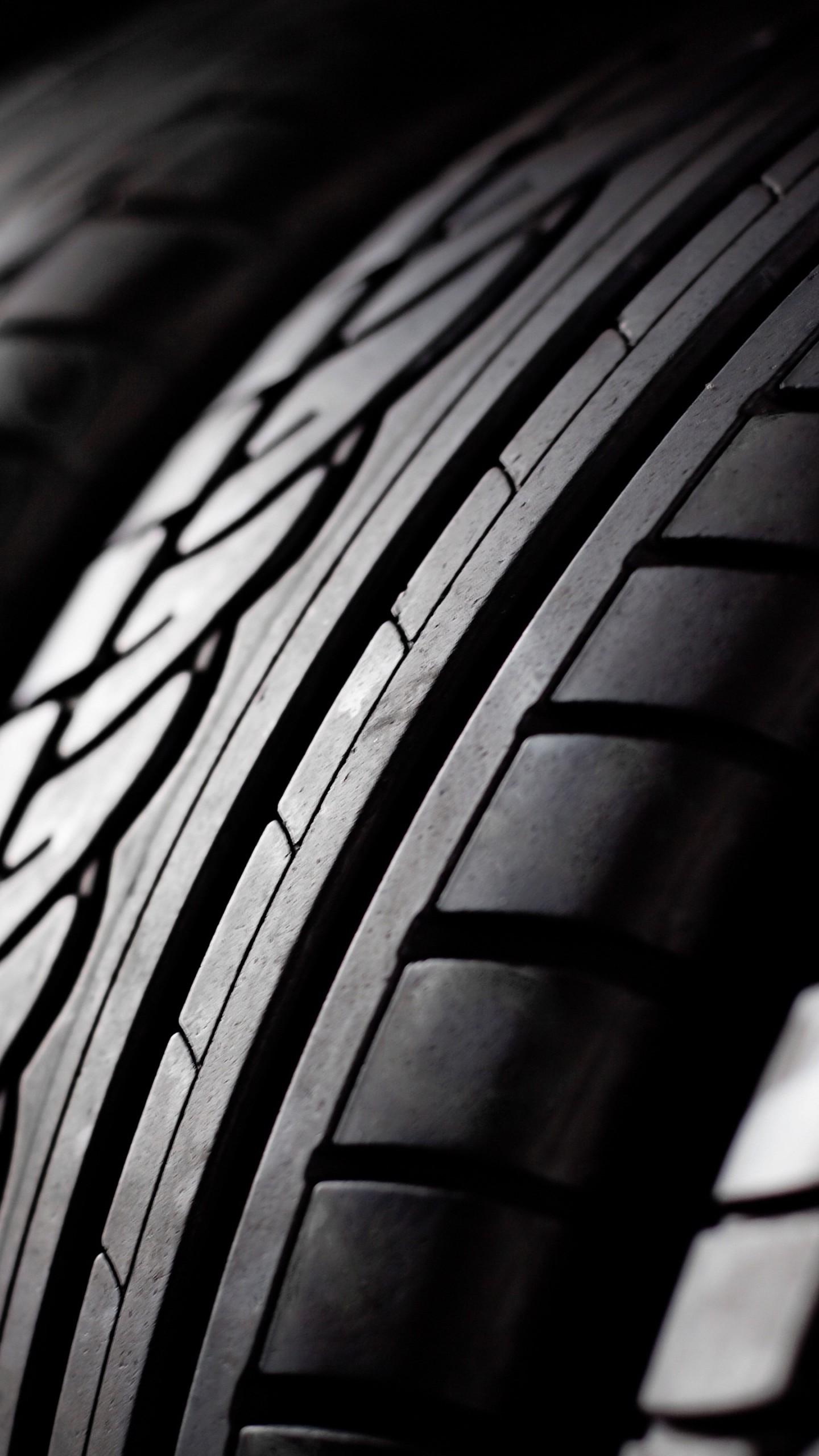 Rubber Tyre Wallpaper 44498   Baltana 1440x2560
