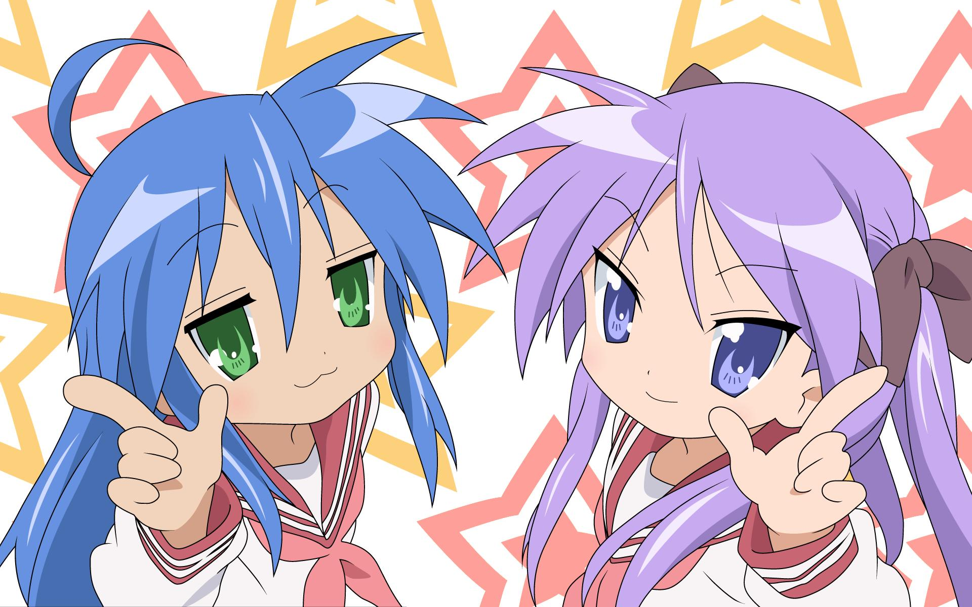 Lucky Star Backgrounds 1920x1200