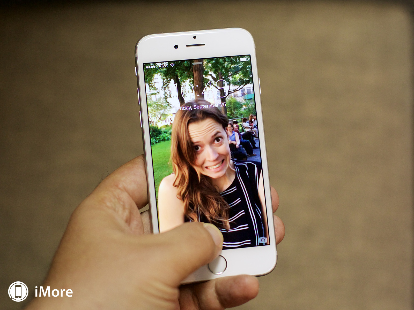 mastering iphone 6s how to make a live photo wallpaper for your iphone 1600x1200