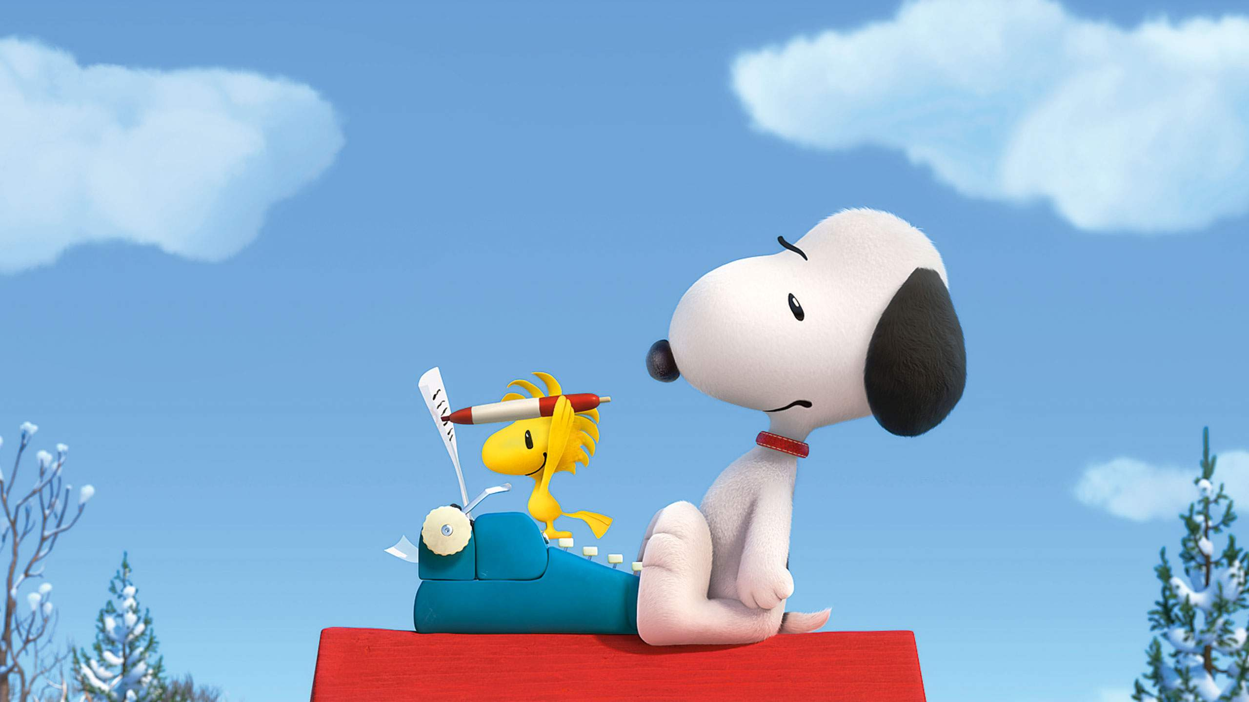 HD Snoopy Wallpapers 2560x1440