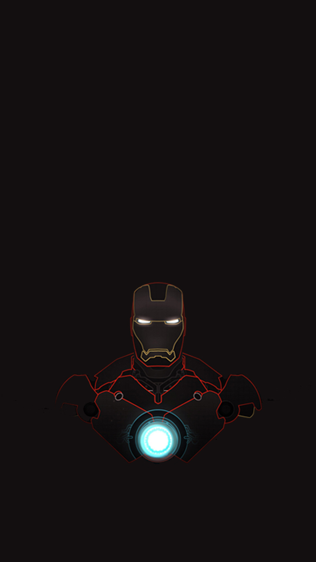 Free Download Funmozar Iron Man Iphone Wallpapers 640x1136 For