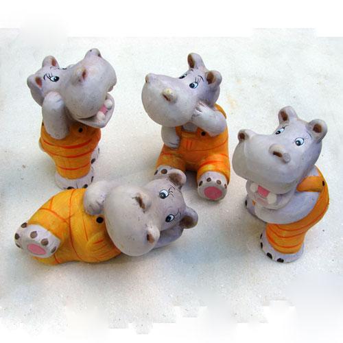 Cute Hippo Wallpaper
