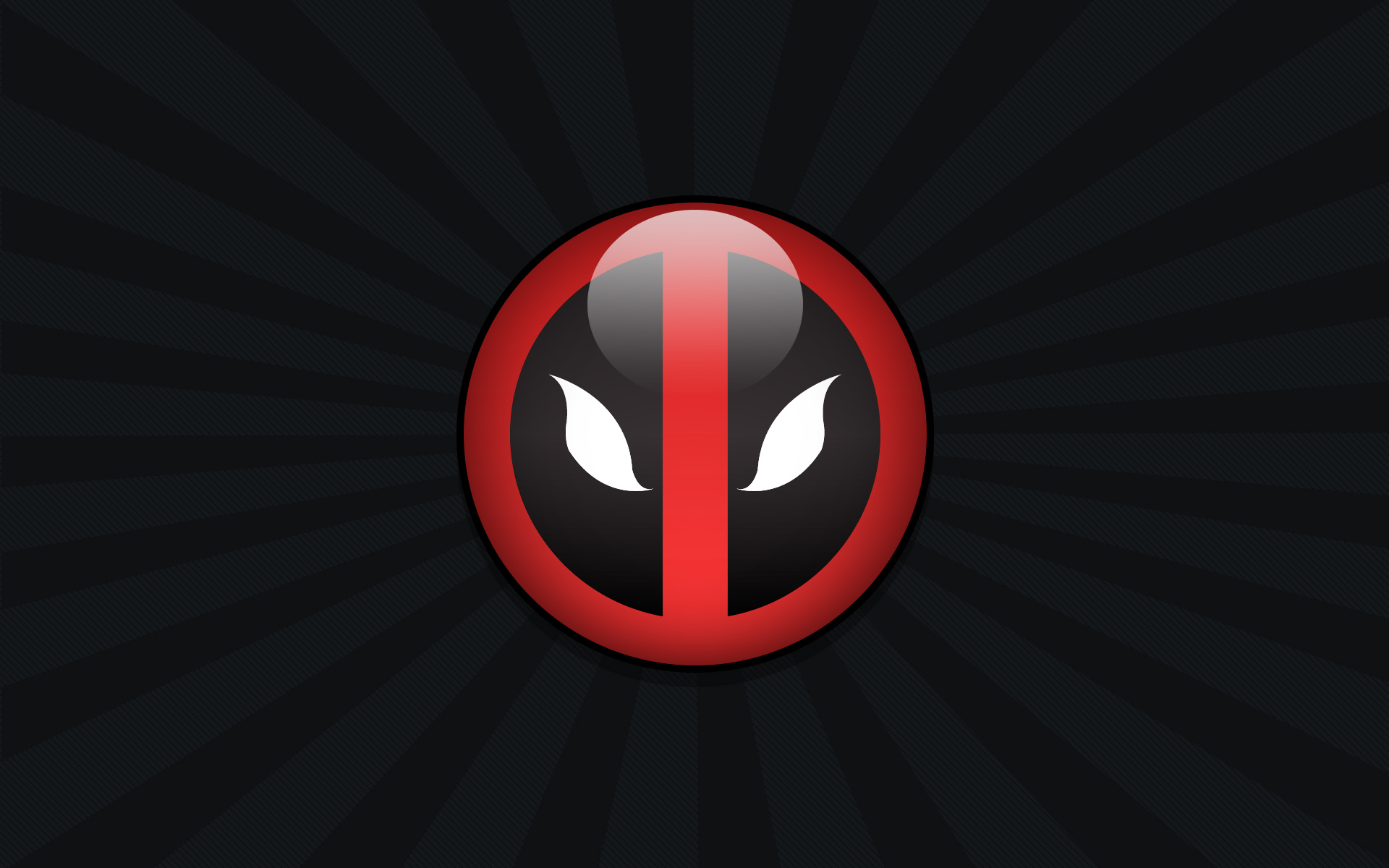 deadpool wallpaper logo art namelessv1 1920x1200