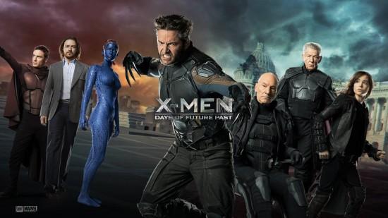 [Cinma] X Men Days of Future Past retour vers le 550x309