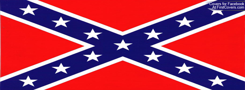 Confederate Flag Space Elephant 850x315