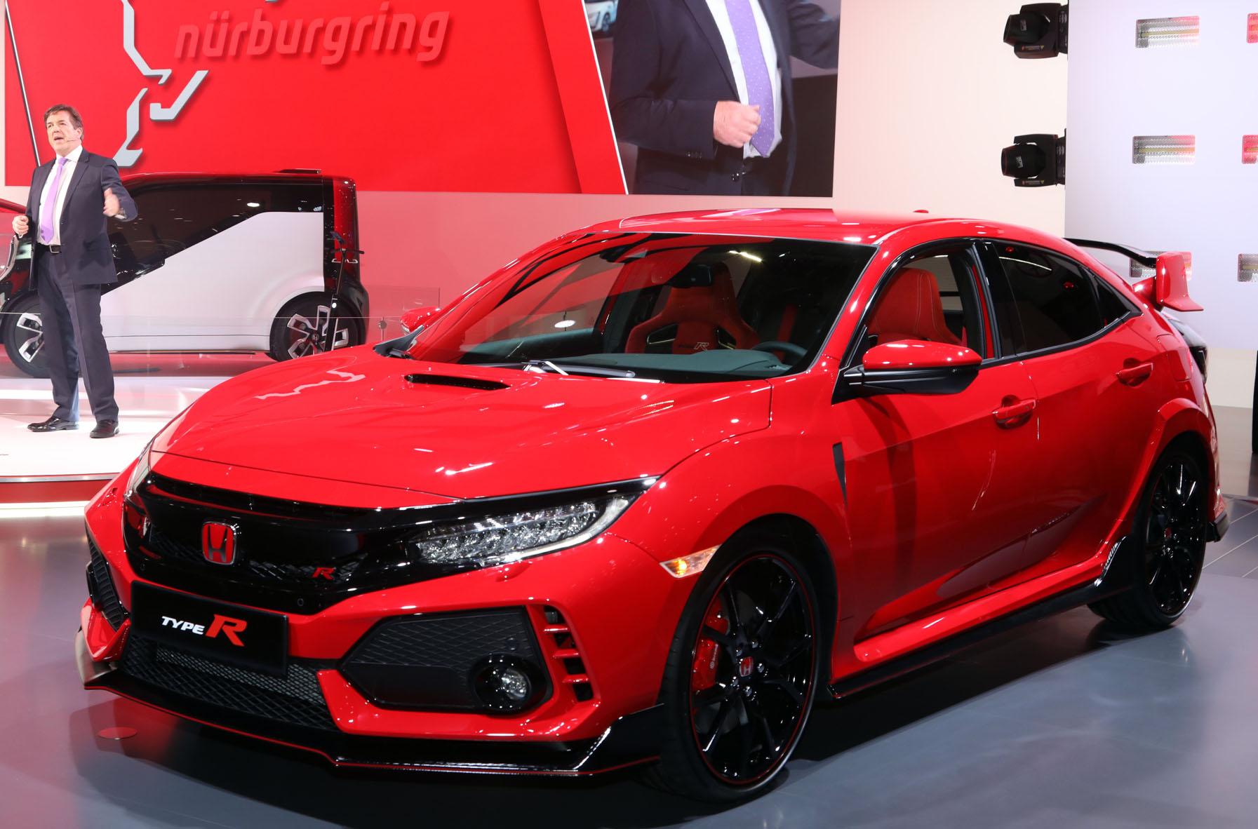 2017 Honda Civic Type R Wallpaper HD Car Wallpapers 1793x1182