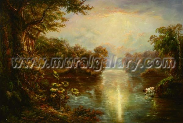 landscape vinyl wall murals design for wall decor Y2 5634518724905 600x403