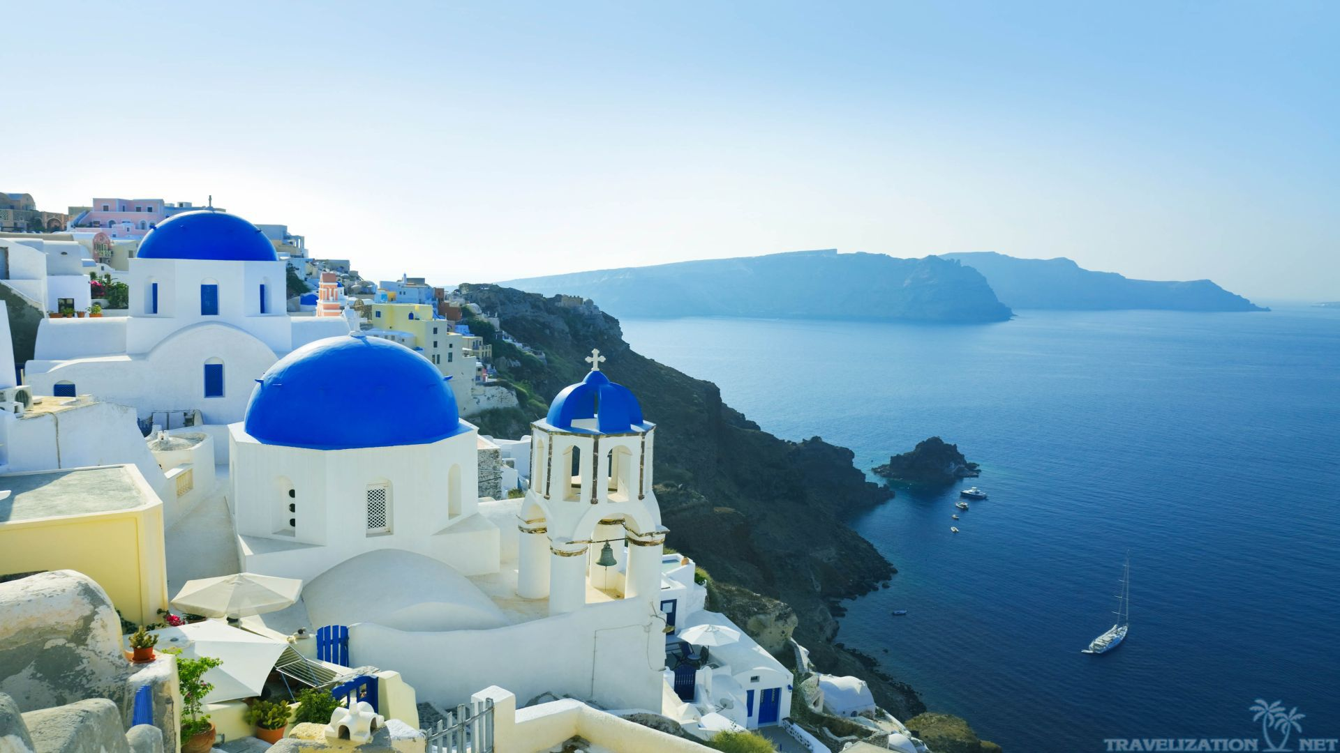 Santorini Wallpapers 1080p 2A1411H   4USkY 1920x1080