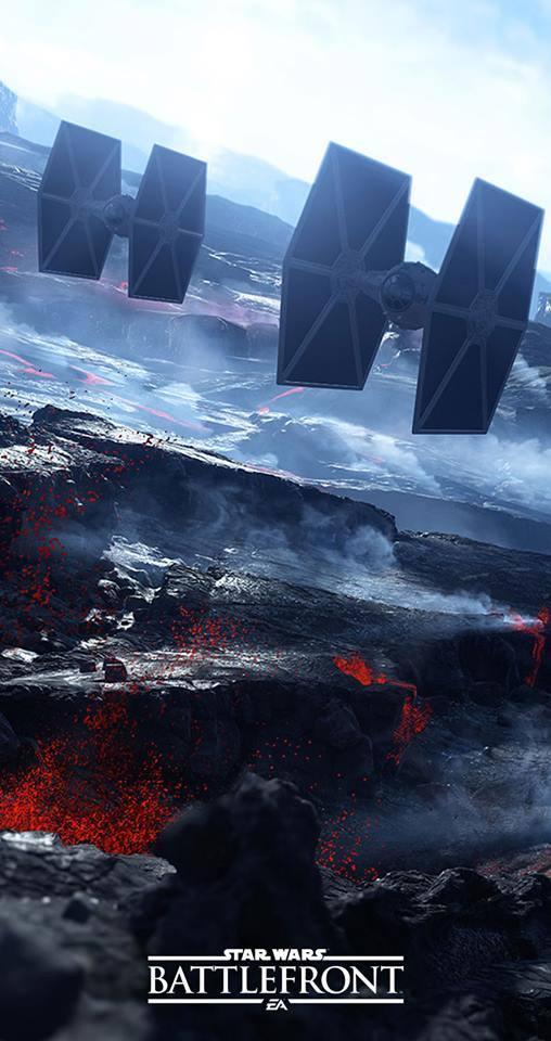 45 Star Wars Battlefront Phone Wallpaper On Wallpapersafari