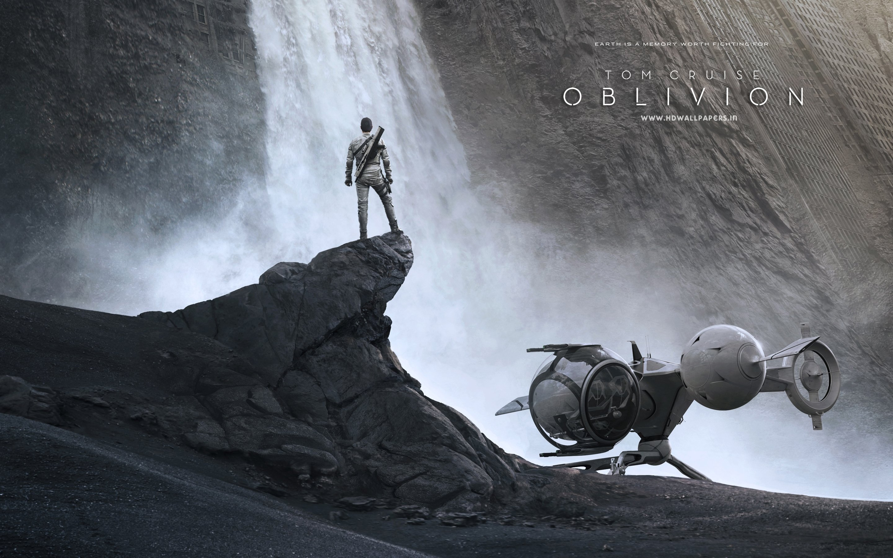Oblivion Movie Wallpapers HD Wallpapers 2880x1800