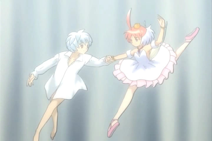 Once Upon a Time - A Princess Tutu Gender Swap by Keah on