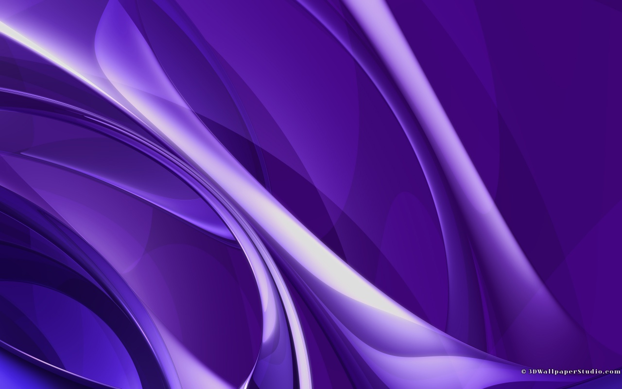 Smooth purple abstract wallpaper in 1280x800 screen resolution 1280x800