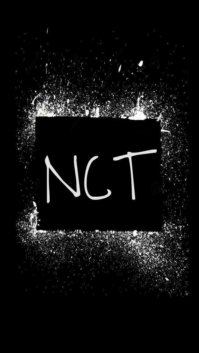Nct black wallpaper Dengan gambar Nct Semuanya lucu 639x1136