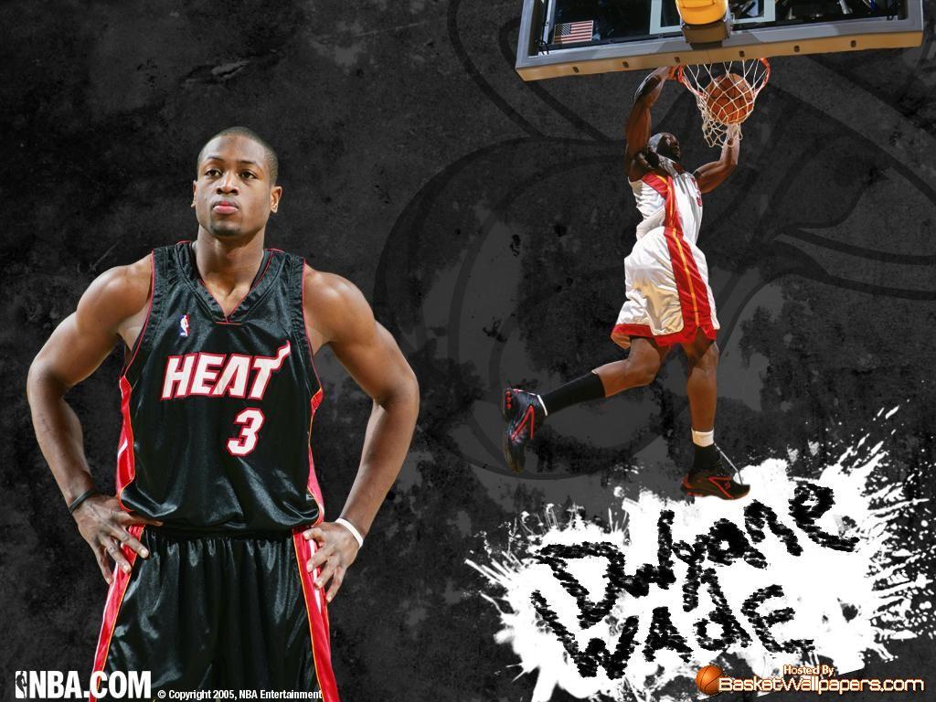 Best Top Desktop Wallpapers HD Dwyane Wade   Miami Heat wallpapers hd 1024x768