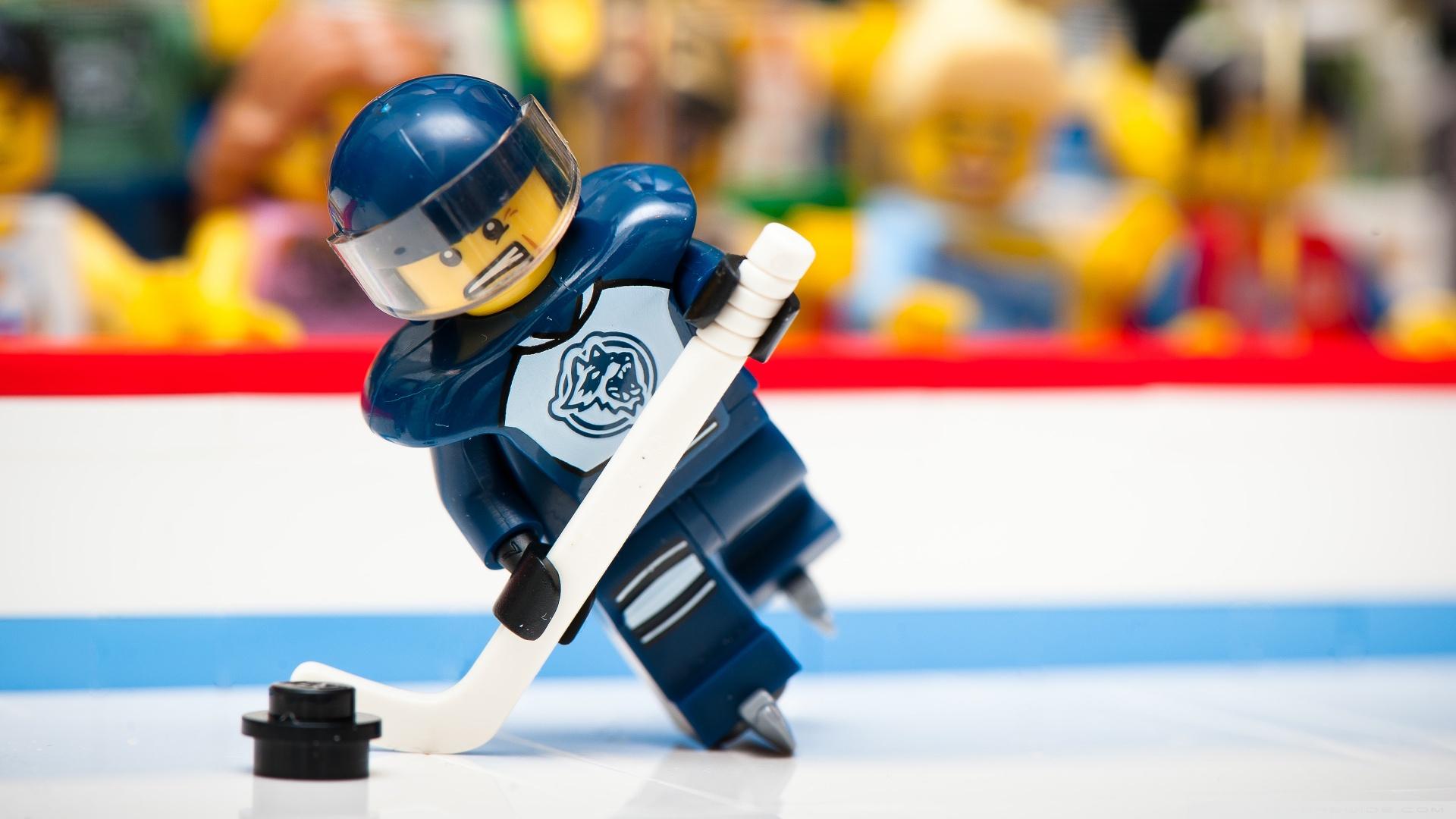 Hockey Lego Wallpaper 1920x1080 Hockey Lego 1920x1080