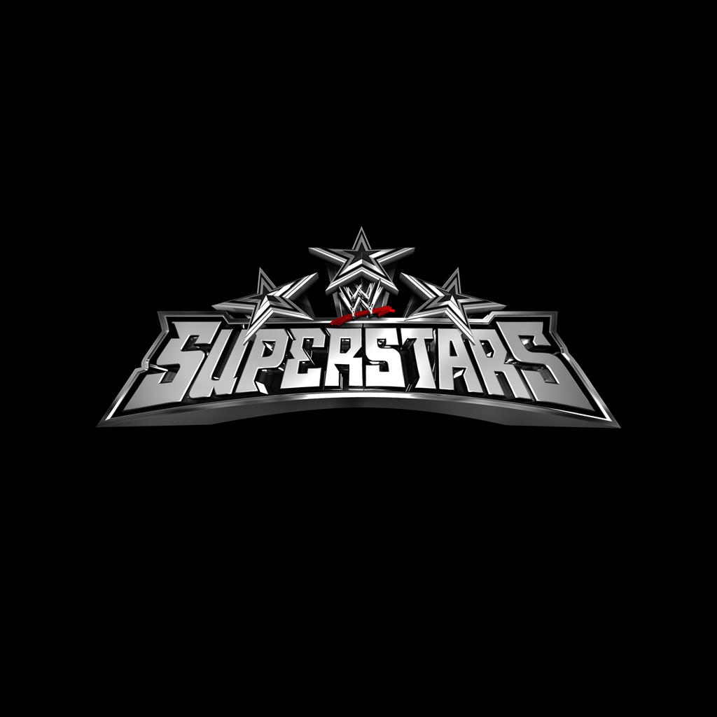 Miscellaneous   WWE Superstars Logo   Download iPadiPad2 Wallpaper 1024x1024