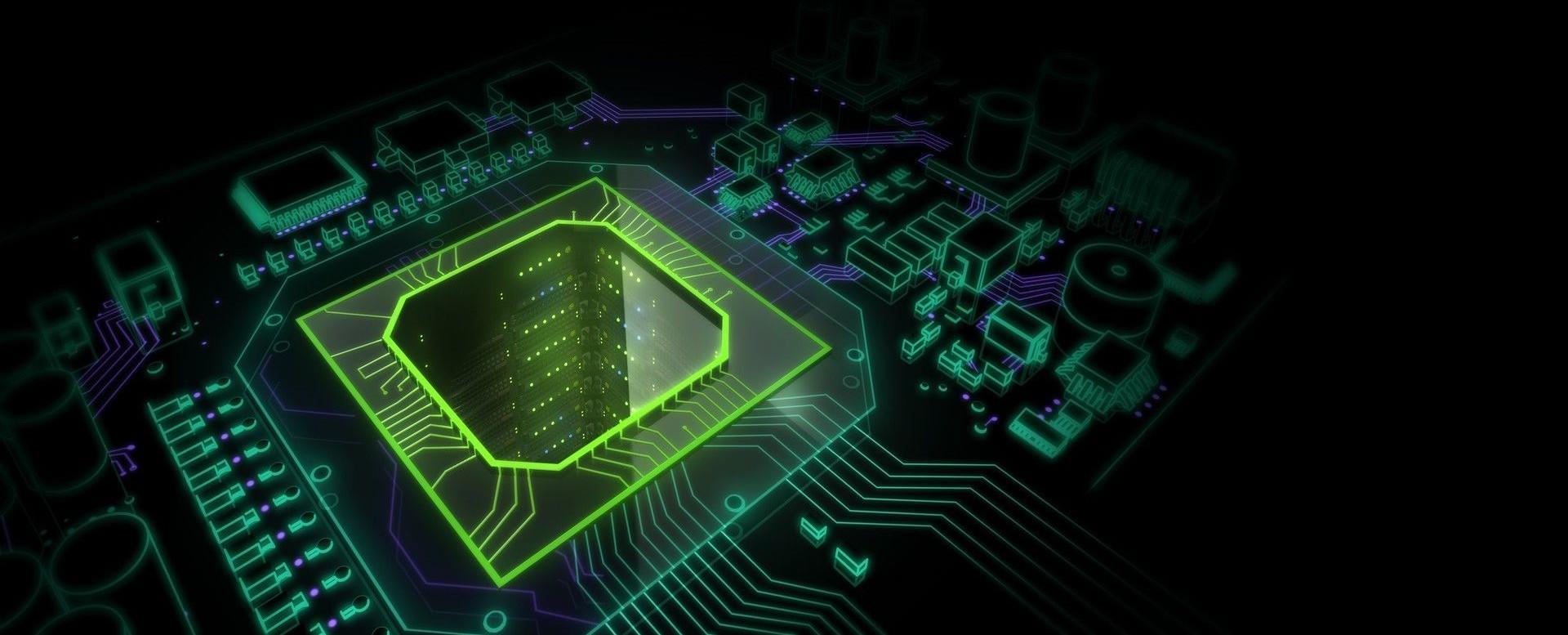 Circuit board desktop wallpaper wallpapersafari - Circuit board wallpaper android ...