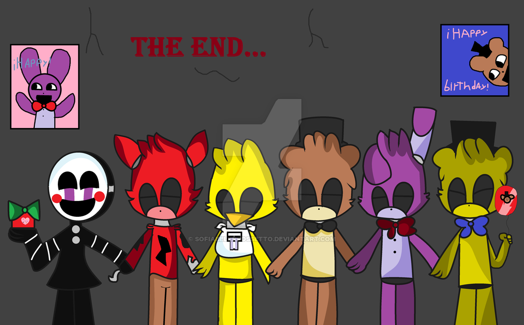 the end fnaf 3 by SOFIABELENPOSSETTO 1024x637
