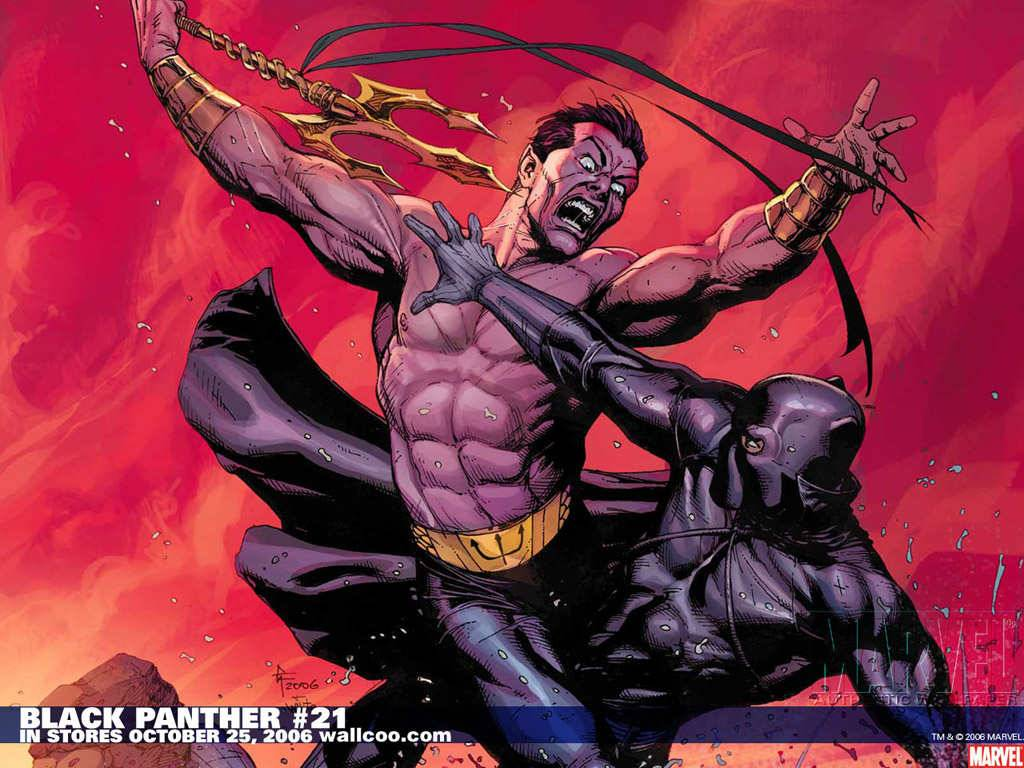 Black Panther 21 Marvel Comics   Marvel Wallpaper 1024x768