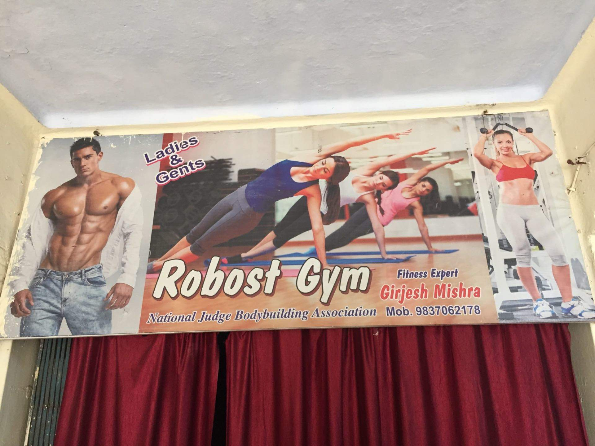 Robust Gym Izzat Nagar   Gyms in Bareilly   Justdial 1920x1440