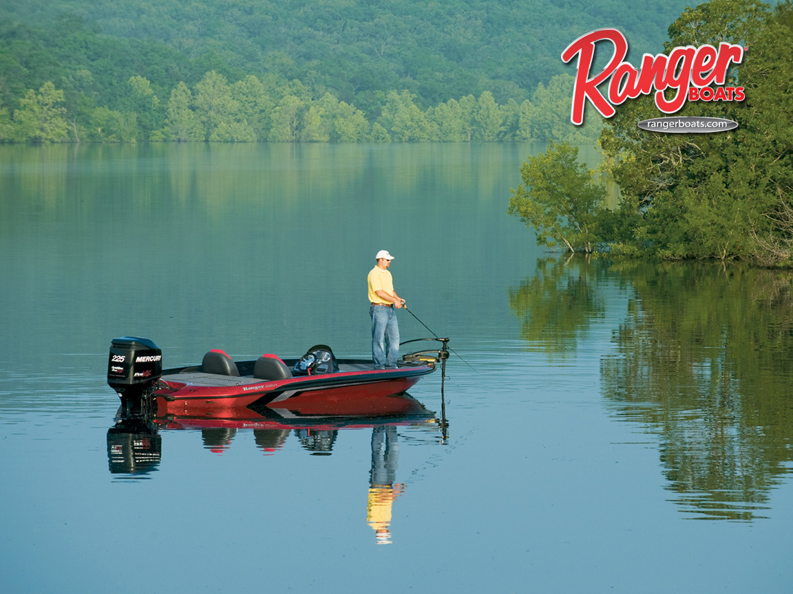 Ranger Bass Boat Wallpaper - WallpaperSafari